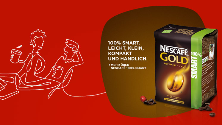 Launch Nescafe Produktlaunch
