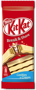 KitKat Break & Share