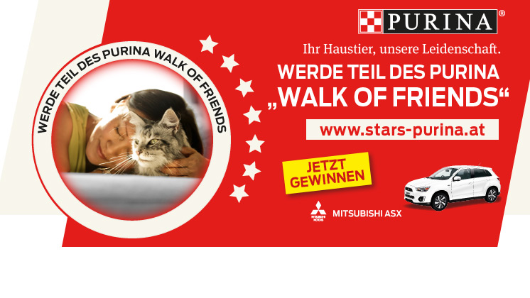 PURINA Walk of Friends